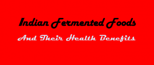 indian fermented foods and health benefits